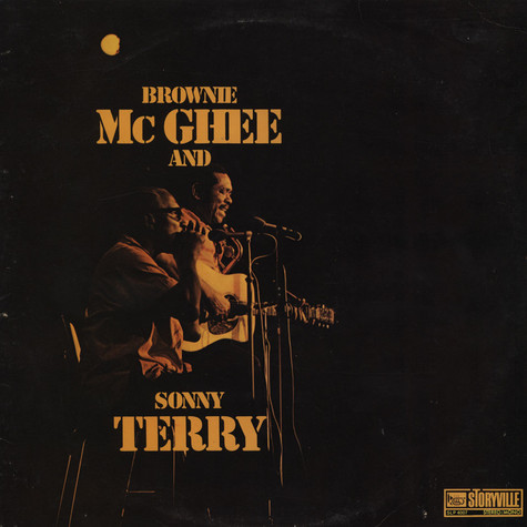 Sonny Terry & Brownie McGhee - Brownie McGhee And Sonny Terry