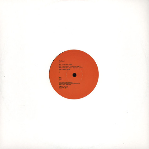 Midland - Play The Game (2013 Repress)