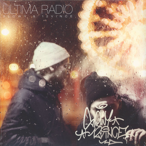 Slowy & 12Vince - Ultima Radio
