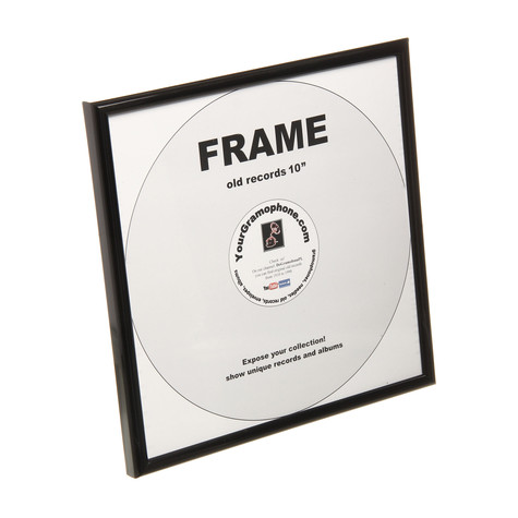 "Your Gramophone - 10"" Record Frame"