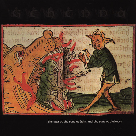 Gehenna - The War Of The Sons Of Light And The Suns Of Darkness
