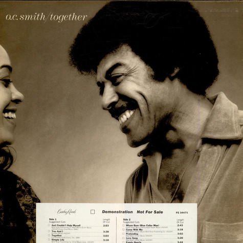 O.C. Smith - Together