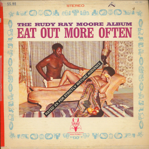 Rudy Ray Moore - Eat Out More Often