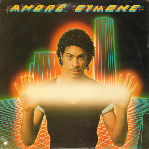 Andre Cymone - Livin' In The New Wave