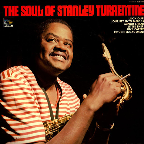Stanley Turrentine - The Soul Of Stanley Turrentine