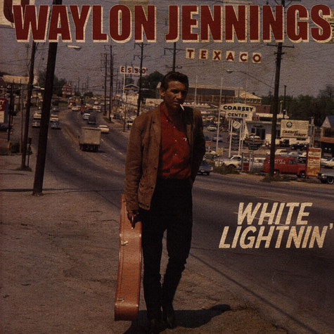 Waylon Jennings - White Lightnin