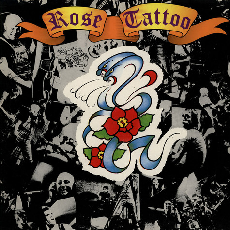 Rose Tattoo - Rock 'N' Roll Outlaw
