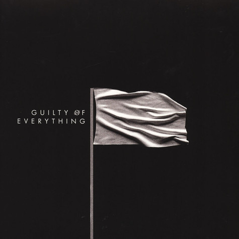 Nothing - Guilty Of Everything Black Vinyl Edition