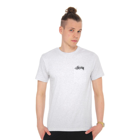 Stüssy - Stock Pocket T-Shirt