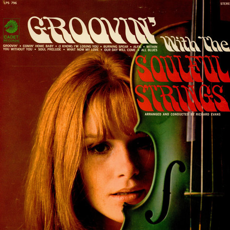 Soulful Strings, The - Groovin' With The Soulful Strings