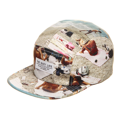 The Quiet Life - Beach 5 Panel Cap