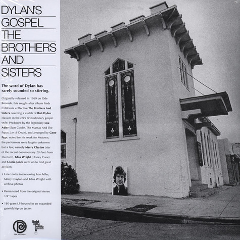 Brothers & Sisters, The - Dylan's Gospel