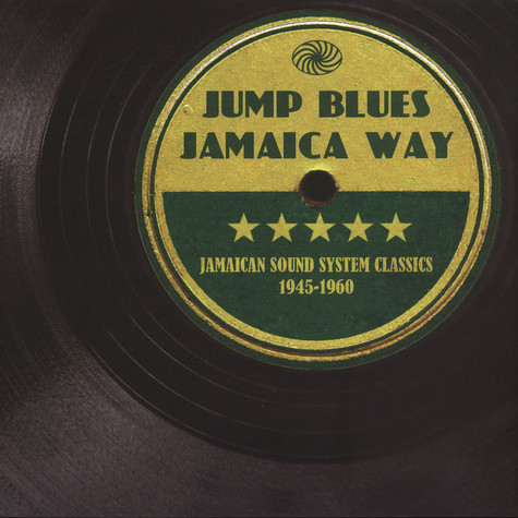 V.A. - Jump Blues Jamaica Way (1945-1960)