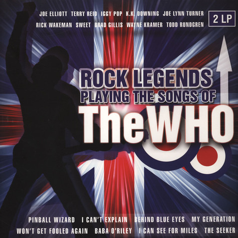 V.A. - Rock Legends Playing The Songs Of The Who