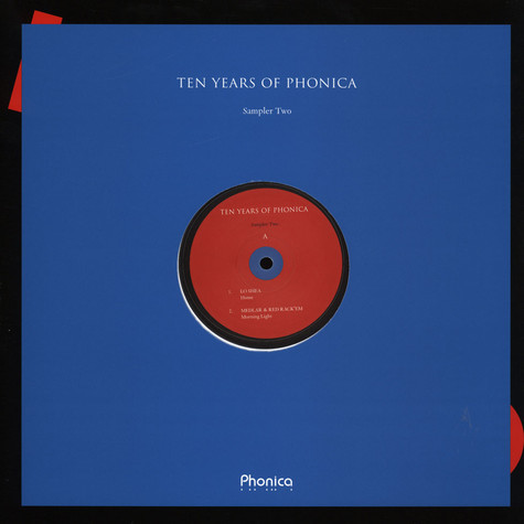 V.A. - Ten Years Of Phonica - Sampler Two