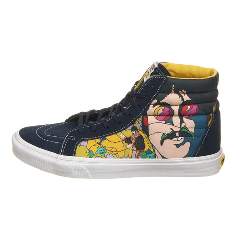 Vans x The Beatles - Sk8-Hi Reissue