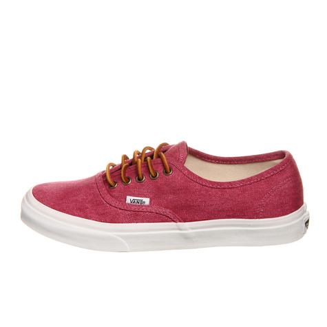 Vans - Authentic Slim (Washed Canvas)