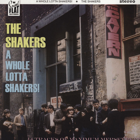 Shakers, The - A Whole Lotta Shakers!