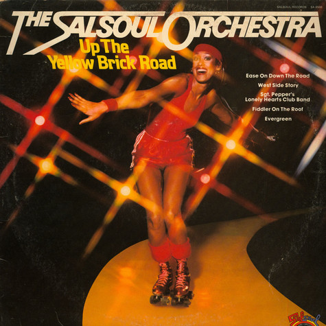 Salsoul Orchestra, The - Up The Yellow Brick Road