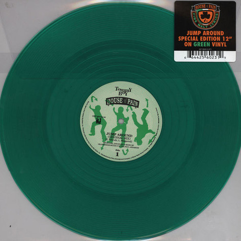 House Of Pain - Jump Around Green Vinyl Edition