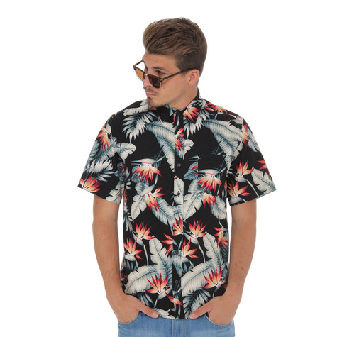 HUF - Birds Of Paradise Shortsleeve Shirt