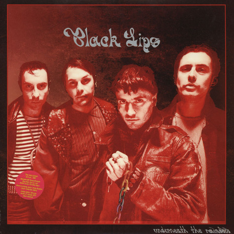 Black Lips, The - Underneath The Rainbow Marble Vinyl Edition