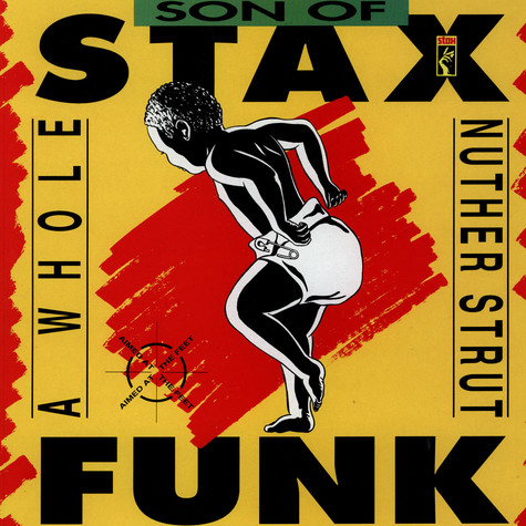 V.A. - Son Of Stax Funk (A Whole Nuther Strut)