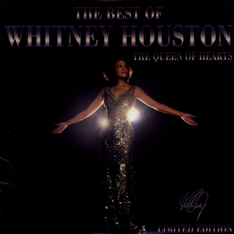 Whitney Houston - The Best Of Whitney Houston (The Queen Of Hearts)