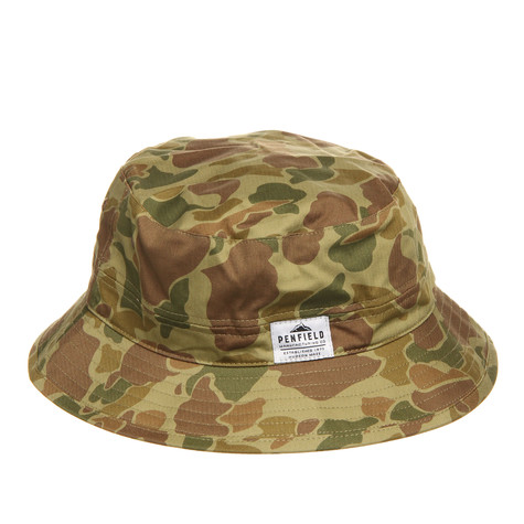 Penfield - Baker Bucket Hat (Duck Camo)  f625abed0f6