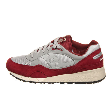 72ddfb5dc0ad9 Saucony - Shadow 6000 (Elite Injection Pack) (Grey / Red) | HHV