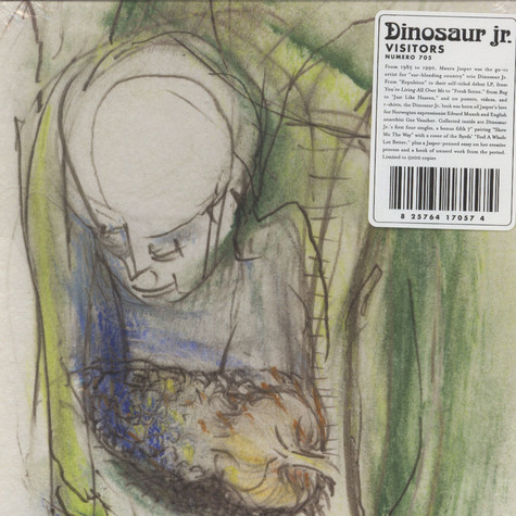 Dinosaur Jr - Visitors