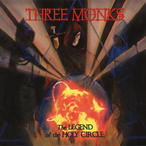 Three Monks - Legend Of The Holy Circle