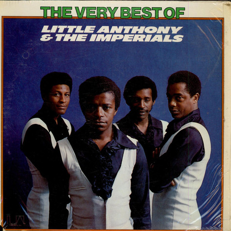 Little Anthony & The Imperials - The Very Best Of Little Anthony & The Imperials