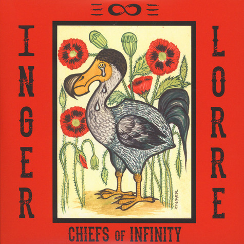 Inger Lorre & The Chiefs Of Infinity - Snowflake