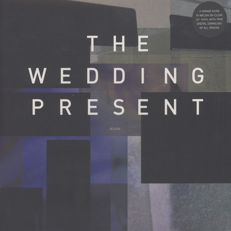 The Wedding Present - EP 4 Cân