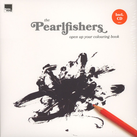 Pearlfishers - Open Up Your Coloring Book