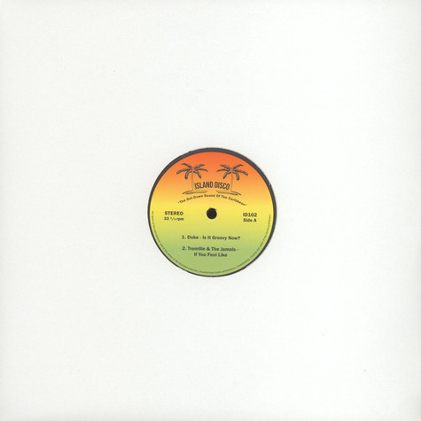 V.A. - Island Disco - The Funky Sound Of The Caribbean Volume 2