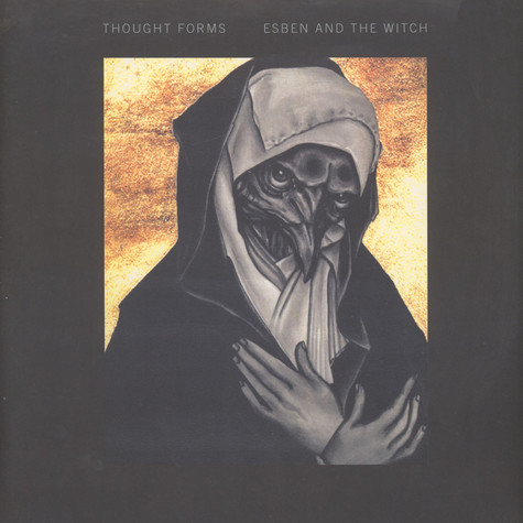 Thought Forms / Esben And The Witch - Split LP