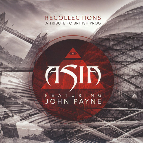 Asia - Recollections: A Tribute To Britsih Prog