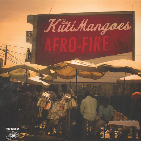 KutiMangoes, The - Afro-Fire