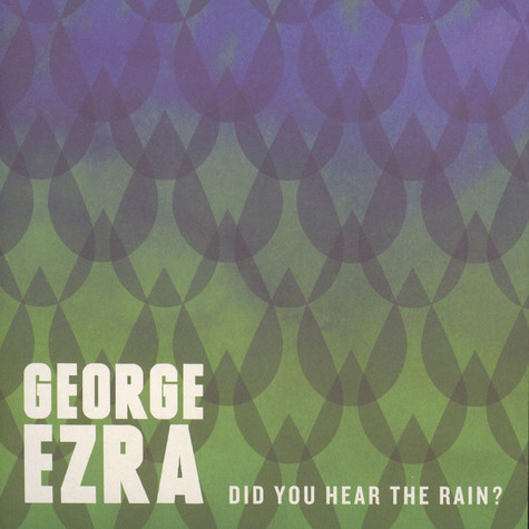 George Ezra - Did You Hear The Rain