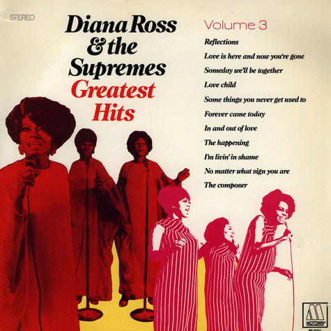Supremes, The - Greatest Hits  Volume 3