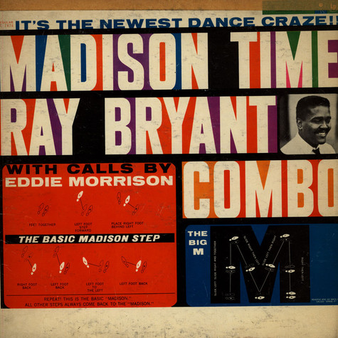 Ray Bryant Combo, The - Madison Time