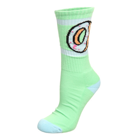 Odd Future (OFWGKTA) - Single Donut Socks