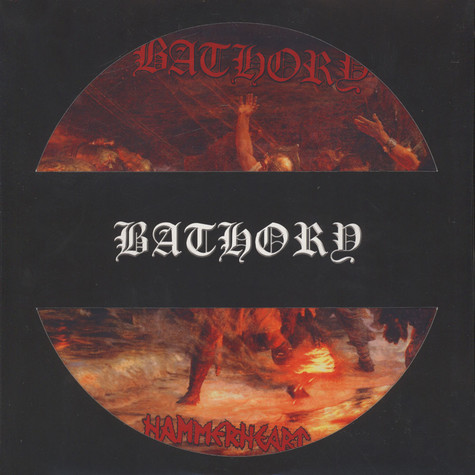 Bathory - Hammerheart Picture Disc Edition