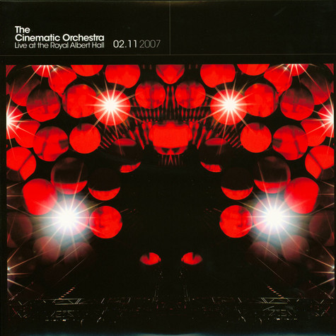 Cinematic Orchestra, The - Live at the Royal Albert Hall 02.11.2007