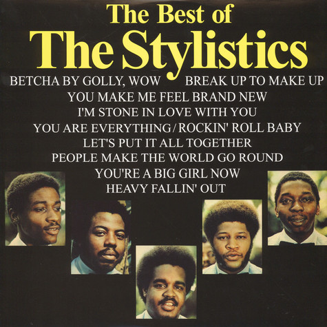Stylistics, The - Best Of