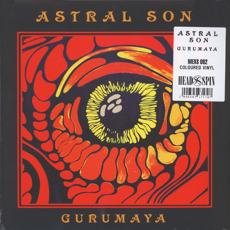 Astral Son - Gurumaya Colored Vinyl Edition