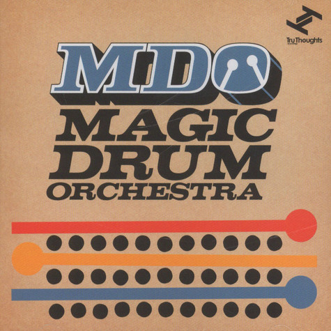 Magic Drum Orchestra - MDO
