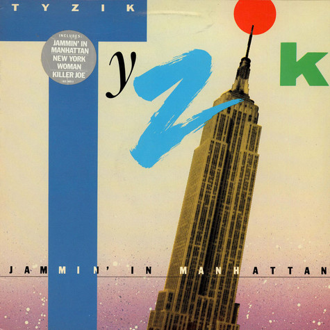 Jeff Tyzik - Jammin' In Manhattan